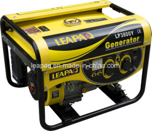 2.5kw Recoil Start Y-Type Portable Gasoline Generator pictures & photos