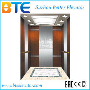 Mrl 1350kg Vvvf Passenger Elevator with Ce Certification pictures & photos