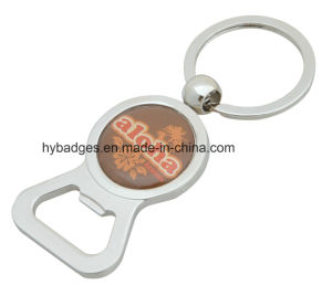 Bottle Opener, Metal Key Chain, Key Ring (GZHY-KA-030) pictures & photos