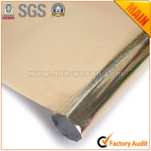 PP+PE+Pet Golden Laminated Cloth pictures & photos