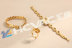 Stainless Steel Brass Jewelry Watch PVD Titanium Gold Coating Machine pictures & photos