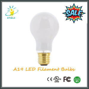 LED Bulb A19/A60 6W 650lm LED Light Bulb Warm White pictures & photos