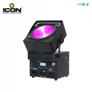 30W RGB 3in1 COB LED Battery and Wireless Wash Lighting pictures & photos
