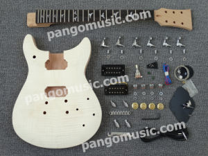 Pango Prs Style DIY Electric Guitar Kit / DIY Guitar (PRS-527K) pictures & photos