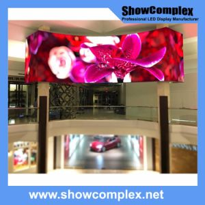 Indoor Full Color LED Video Display for Advertisement (500*500mm pH2.97) pictures & photos