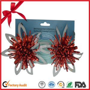 Christmas Decoration Bow Gift Bow pictures & photos