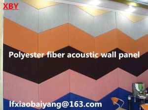 ce 100 pet polyester fiber wall acoustic panel soundproof wall panel ceiling panel decoration panel
