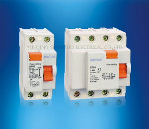 Sontune St60 Series RCCB 2p 4p Residual Current Circuit Breaker pictures & photos