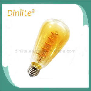 Best price designed ST64 LED screw light bulb pictures & photos