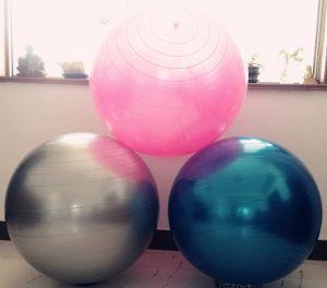Yoga Ball Wholesale Half Gym Ball pictures & photos
