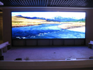 P10 Indoor Full Color LED Video Wall pictures & photos