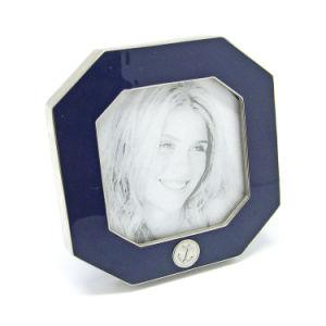 Creative Wedding Gift Metal Photo Frame Hx-1843 pictures & photos