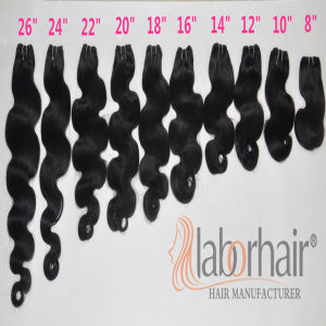Labor Hair Products Brazilian Body Wave Hair Extension, 8A Brazilian Virgin Hair Tangle Free Human Hair Weave Bundles pictures & photos