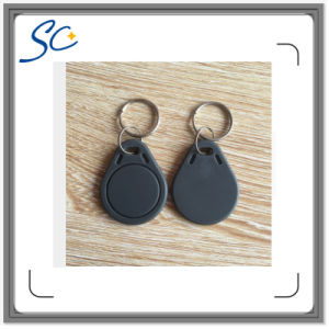 125kHz Em4305 ABS Material Contactless RFID Keyfob