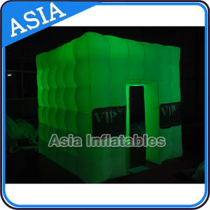 Cheap Commercial LED Inflatable Photo Booth for Advertising Photo Booth pictures & photos