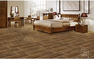 Inkjet Printing Glazed Flooring Wood Look Imported Tile pictures & photos