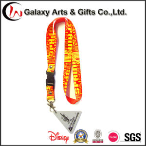 Personalised Dye Sublimation Neck Lanyard for Sale pictures & photos