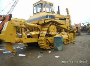 Used Caterpillar D8l with Ripper Crawler Bulldozer (CAT D8K D8R D8N Dozer) pictures & photos