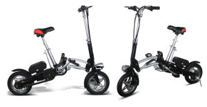 Hotsell Electric Folding Bike 2017 pictures & photos