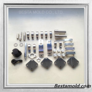 CNC03 High Precision Aluminum Alloy Steel CNC Machinery Parts pictures & photos