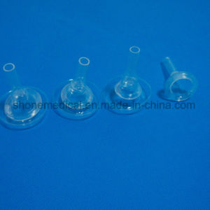 Medical Consumable Male Silicone Adhesive External Catheter pictures & photos