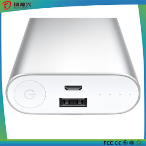 Aluminum Alloy Power Bank 10400mAh for Mobile Phones pictures & photos