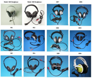 New Arriving Aviation Small Headphone pictures & photos