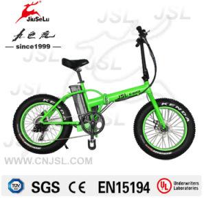 "Snowfield 20"" Aluminum Alloy Li-Lion Battery E-Bicycle With CE (JSL039K) pictures & photos"