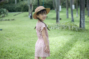 Little Kids Clothing Children Clothes Girls Dresses for Summer pictures & photos