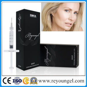 ISO Factory Supply Hyaluronic Acid Dermal Filler Derm 2.0ml pictures & photos