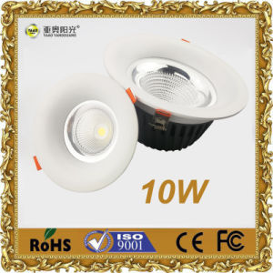 Hot Sale Surface Mounted LED Downlight 10W with COB Chips