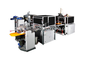 Fully Automatic Intelligent Packaging Irregular Shoe Box, Gift Box, Cosmetic Box, Wine Box, Tea Box, Jewelry, Moon Cake Rigid Box Making Machine Ly-2012CCD pictures & photos
