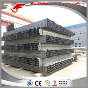 400X400mm Large Size ASTM A500 Hot Rolled Square Steel Tube pictures & photos