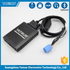 Yatour Car Digital CD Changer (YT-M06) -USB SD Aux Adapter Interface pictures & photos