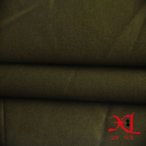 230GSM Pure Solid Color Spandex Cotton Fabric for Suits pictures & photos