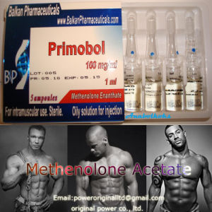Muscle Building Primo Steroid Powder Methenolone Acetate Primobolan pictures & photos