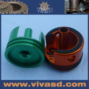 CNC Custom Machined Part by Shanghai Supplier pictures & photos