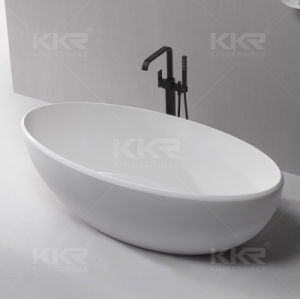 Sanitary Ware Modern Freestanding Baths / Freestanding Stone Bathtub pictures & photos