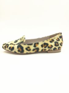 Genuine Leather Leopard Flat Sandal for Women Fashioned Designed for 2018 pictures & photos