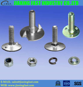 Flat Countersunk Head Elevator Bolts / Flanged /Slotted Head Elevator Bolts pictures & photos