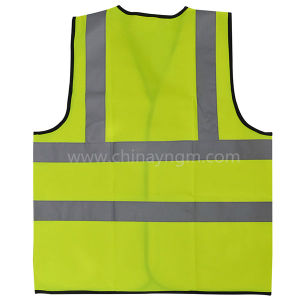 100% Polyester Reflective Safety Vest for Working pictures & photos
