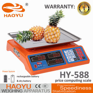 New Vegetable and Fruit Electronic Price Scale (588) pictures & photos