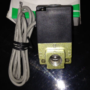 3 Way Pneumatic High Frequency Solenoid Valve 1/8 Thread pictures & photos