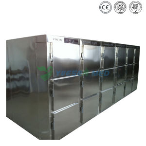 Hospital Stainless Steel Body Mortuary Equipment pictures & photos