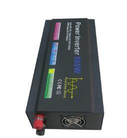 Y-Solar I-Z-500W 12V/24V/48V Output 500W off Grid System Grid Tie Inverter Hybrid Solar Inverter. Input 100V pictures & photos