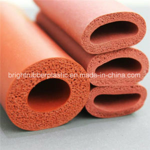Customized Rubber Silicone Foam Tube for Medical pictures & photos