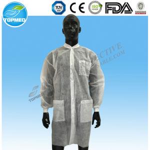 Disposable SBPP Lab Coat Wholesale, Medical Lab Coat pictures & photos