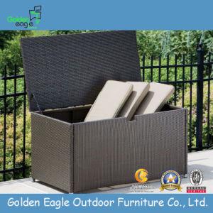 Waterproof Rattan Outdoor Used Storage Boxes
