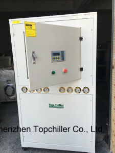 5ton (-10C°) Air Cooled Glycol Water Chiller for Checmical Processing pictures & photos