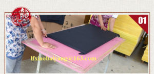 Multifunctional Flame Retardent Soundproof Insulation Cloth Fabric Acoustic Panel Wall Panel Ceiling Panel Decoration Panel pictures & photos